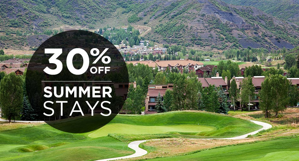 30% Off Summer Stays!
